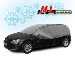 Pokrowiec OPTIMIO (WINTER OPTIMAL) rozmiar: M-L hatchback